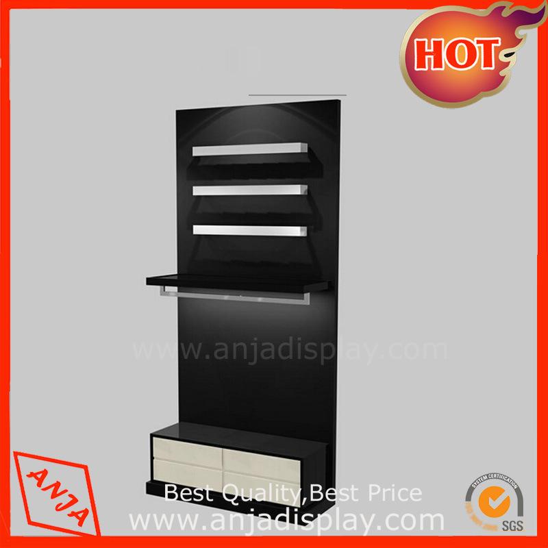 Convienent Wooden Display Rack for Maket