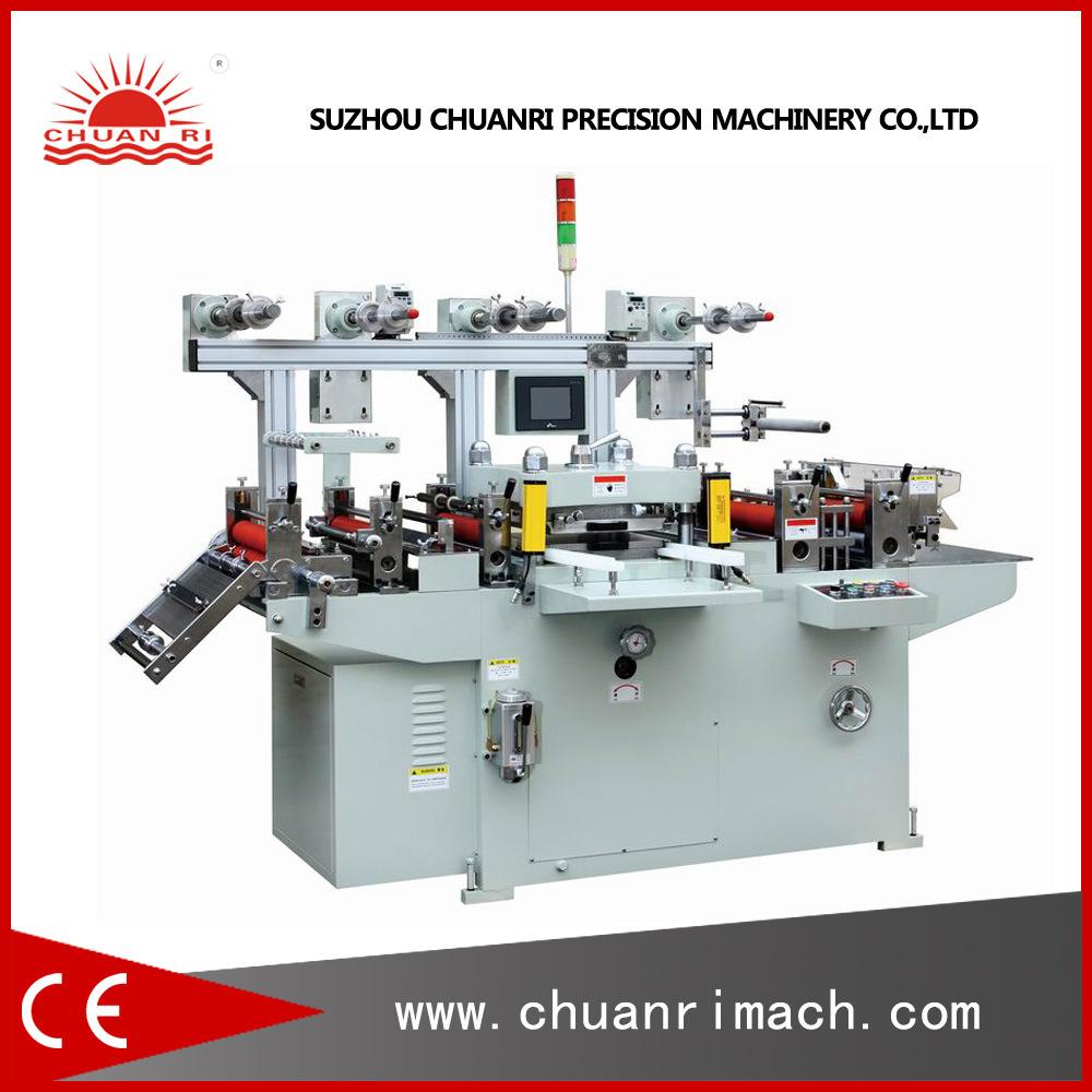 Punch Equipment Adhesive Tape Converting Machine