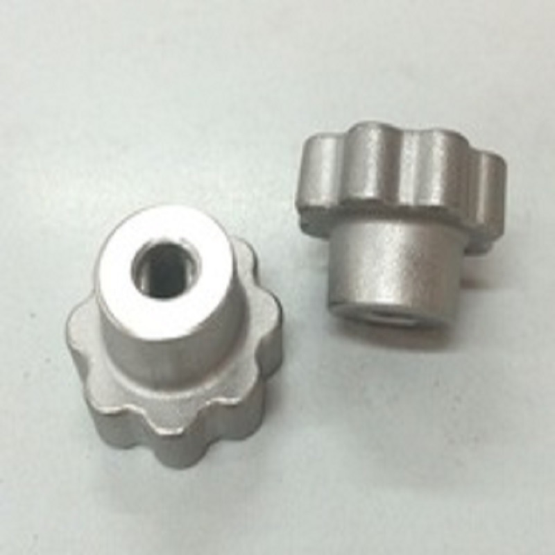 Precision Casting Coffee Machine Grinding Parts (Investment Casting)