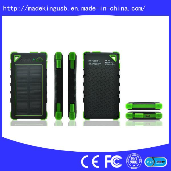 High Capacity Wholesale Portable Sun Solar Power Bank