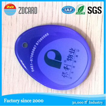 Security and Protection RFID Key FOB