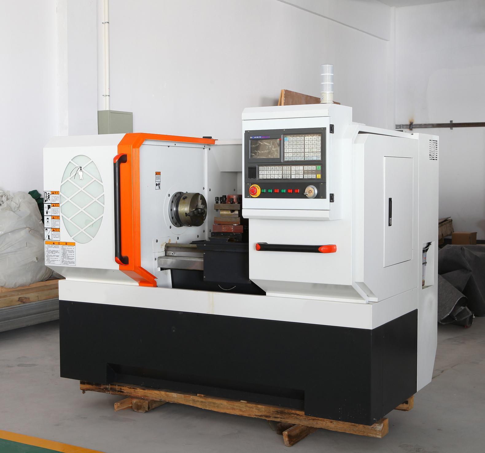 (BL-H6135/6136B/6140A/6150/6150A) Flat Bed CNC Lathe Machine