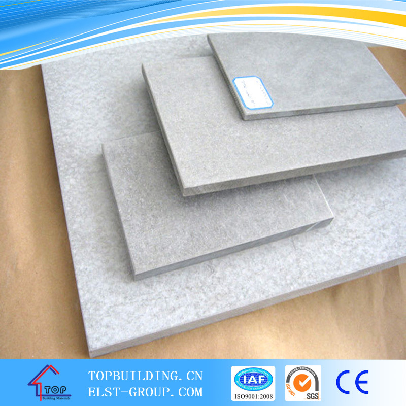 Fiber Cement Board/Calcium Silicate Board/Ceiling Board 1220*2440*7mm