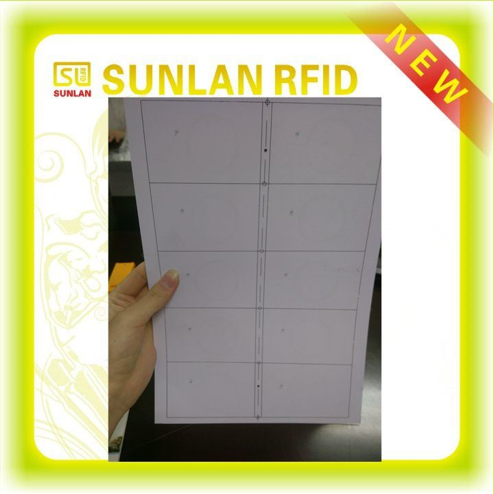 Factory Price RFID Inlay for Smart Card (LF, HF, UHF, LF+HF, HF+UHF, LF+UHF, Contact +Contactless)