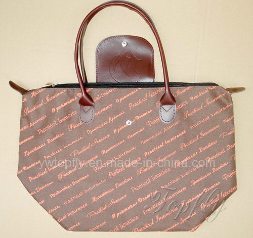 Full Version Printing Folding Promotional Gift Shopping Bag