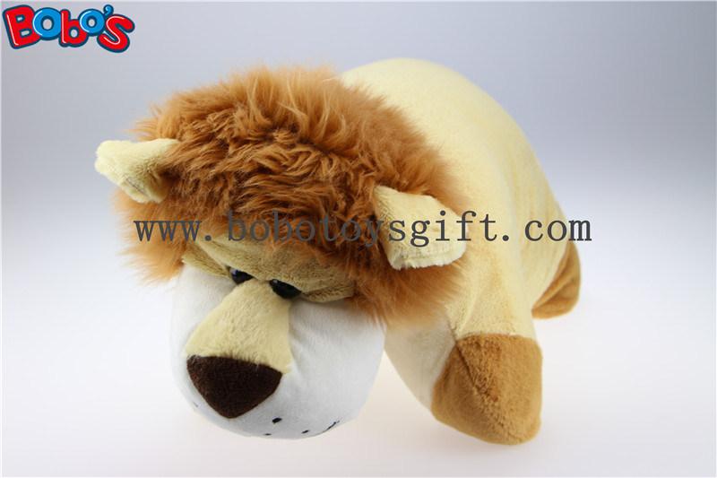Plush Pillow Stuffed Bear Style Floor Cushion as CE Approved