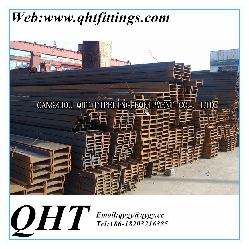 A36 Ss400 Q235 Q345 JIS GB Standard Channel Steel Channel