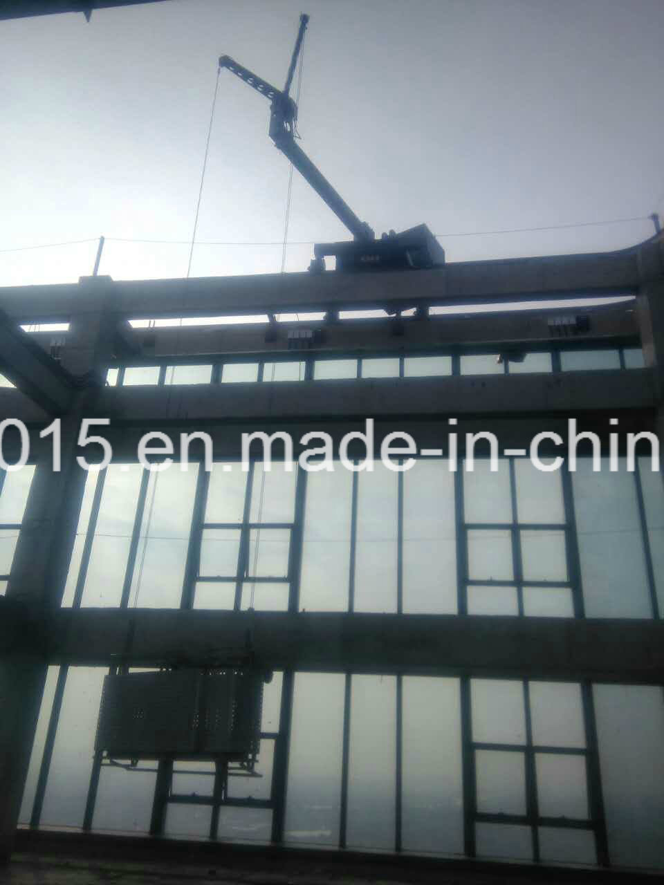 Facade Access Equipment Bmu for Building Window Cleaning