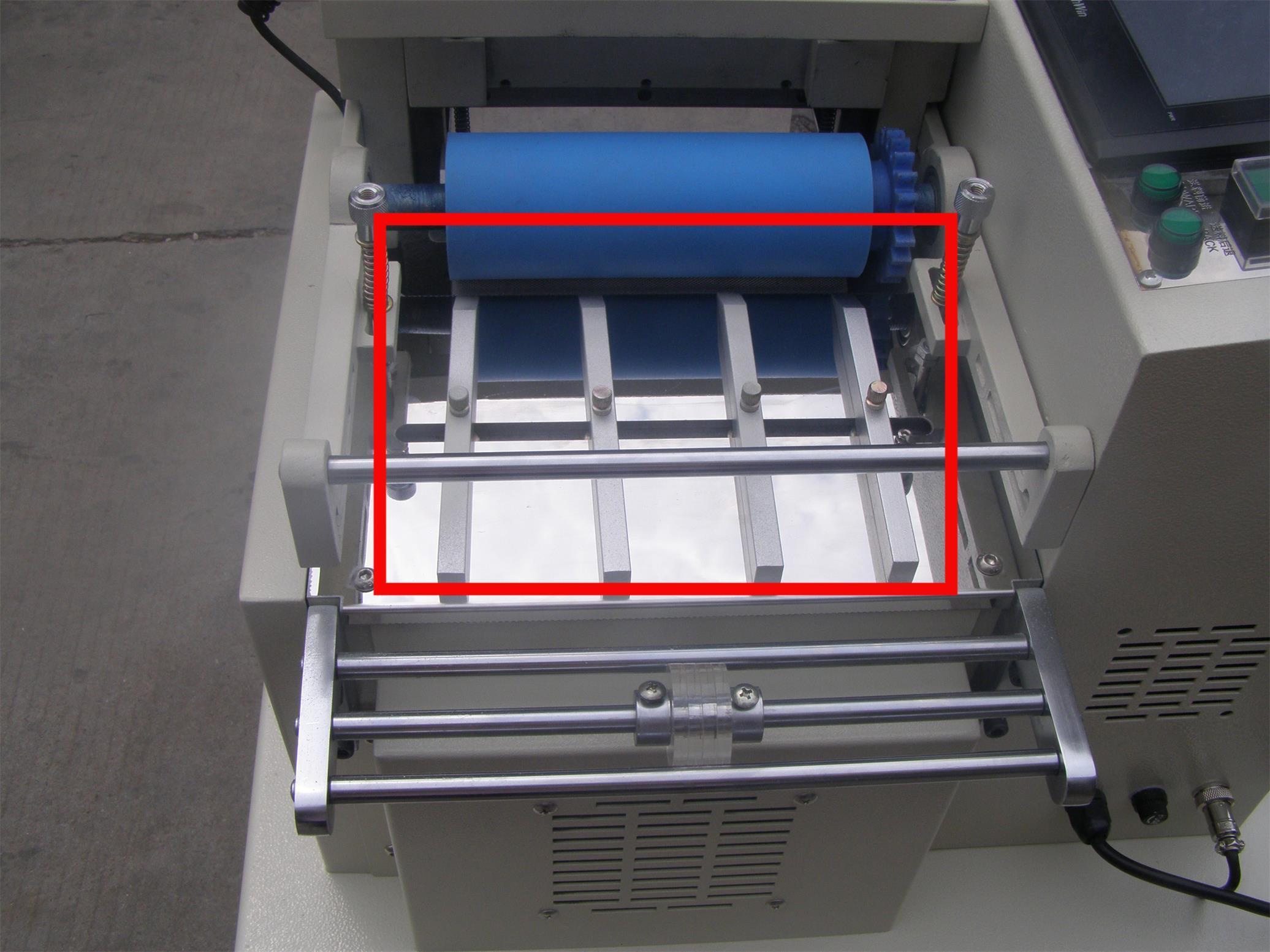 Velcro Fabric Safety Belt Hot Cutting Machine