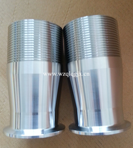 Stainless Steel Sanitary 3A-14mhr Liner Hose Fitting Coupling Connector