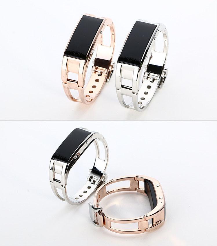 New 2016 Bluetooth D8 Smart Bracelet Wristband Smartband Digital-Watch Pulsera Inteligente Answer/Dial Call for Smart Phone
