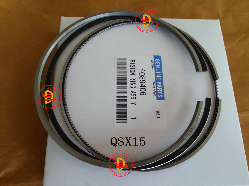 Engine Parts, Qsx15 Piston Ring (4089406) for Cummins