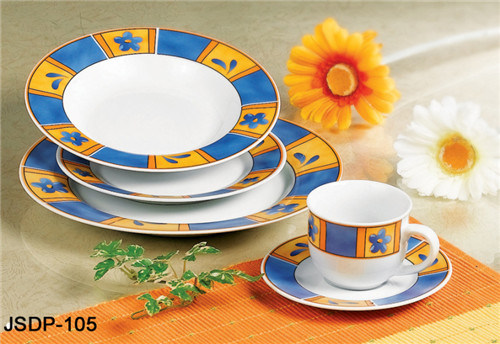 10′′dinnerware Porcelain Dinnerware Ceramic Dinner Set for Restaurant