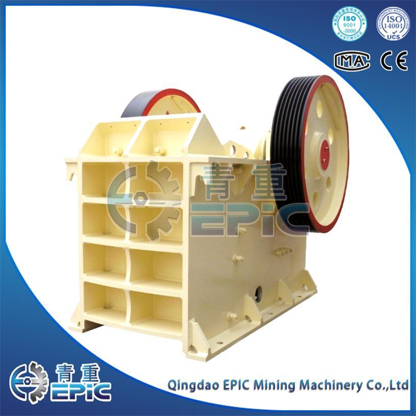 2% Discount China Stone Jaw Crusher Price for Sale