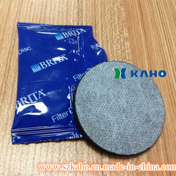 Brita Carbon Filter Disc with Non-Woven Fabric