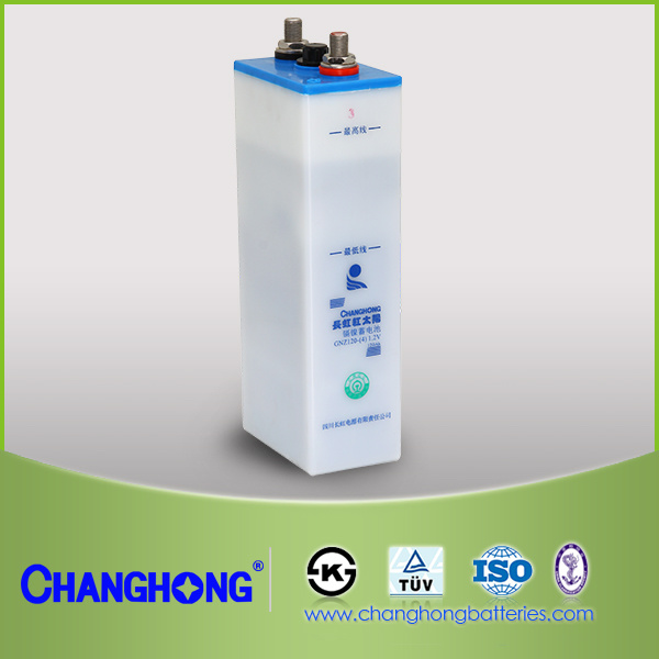 Changhong Pocket Type Nickel Cadmium Battery Gnz Series (Ni-CD Battery)
