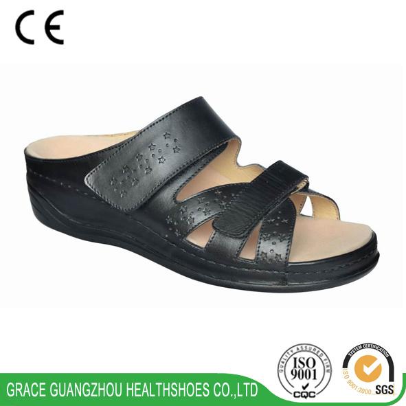 Grace Health Shoes Women Comfortable Diabetic Slipper (9813531)