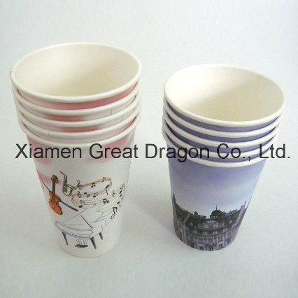 to Go Paper Cups for Hot or Cold Drinking (PC1111)
