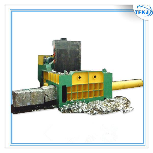 Ubc Hydraulic Automatic Scrap Aluminum Press Machine