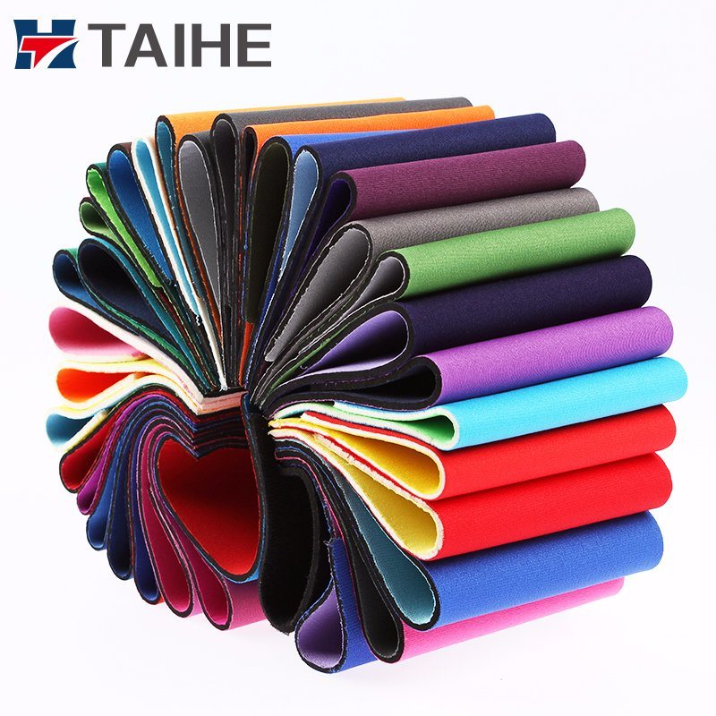 Top Quality Professional 2 or 3 Layers Laminated Wholesale Neoprene Fabric for Sale