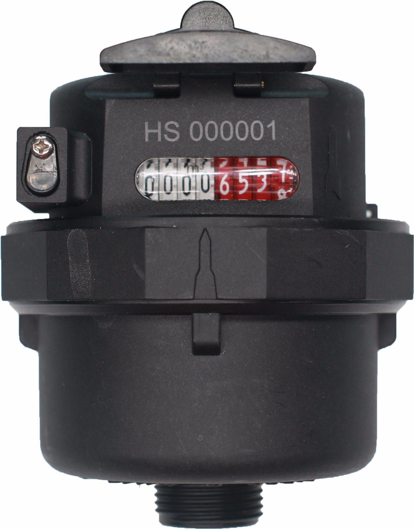 Wet Type Plastic Body Volumetric Water Meter (LXH-15S)