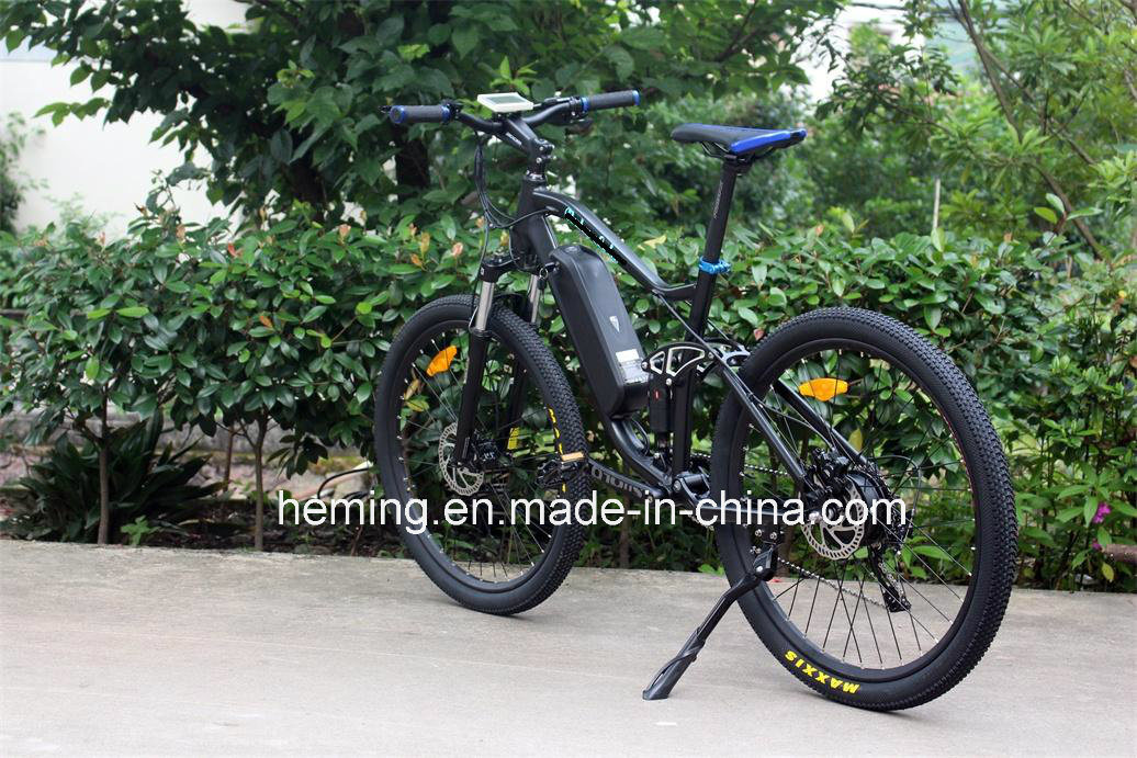 36V 250W Brushless Rear Motor Man Electric Mountain Bike E-Bike