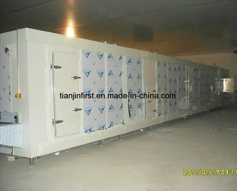 Hot Selling Tunnel Quick-Freezing Machine