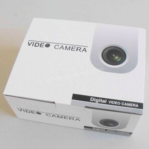 Eco-Friendly Cardboard Packaging Box Video Camera Electronic Products