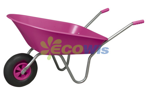 Metal Wheel Barrow Garden Tools
