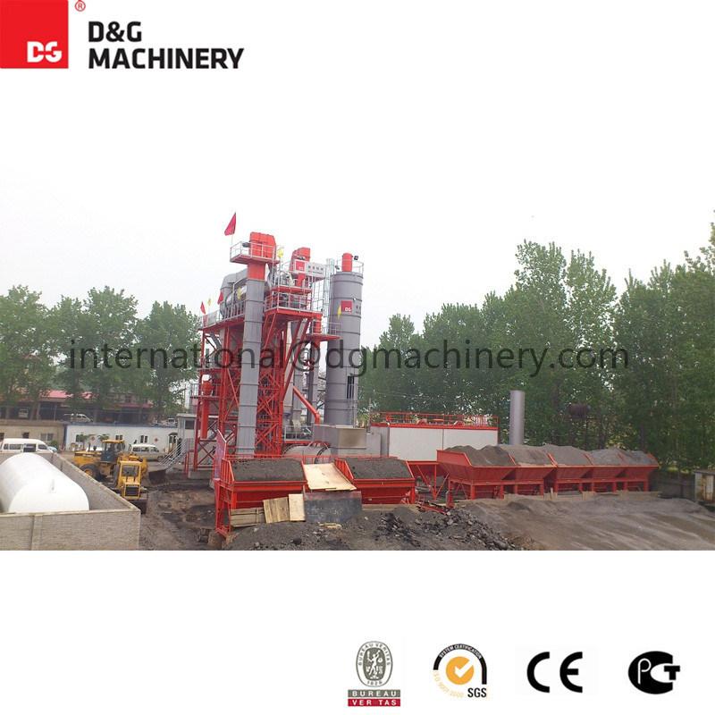 Rap Recycling Asphalt Mixture Plant / Asphalt Mixing Plant / Asphalt Plant for Road Construction