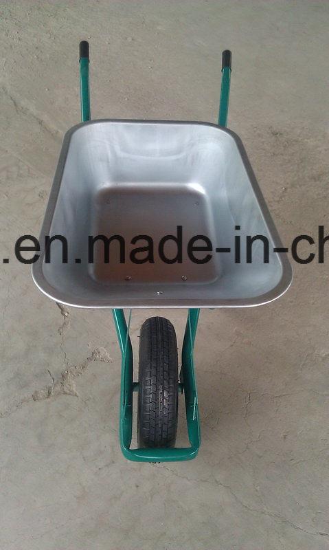Heavy Duty Wheelbarrow for Europe Market, Ireland Wb6414t