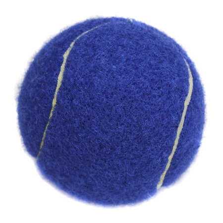 Blue Promotion Tennis Ball