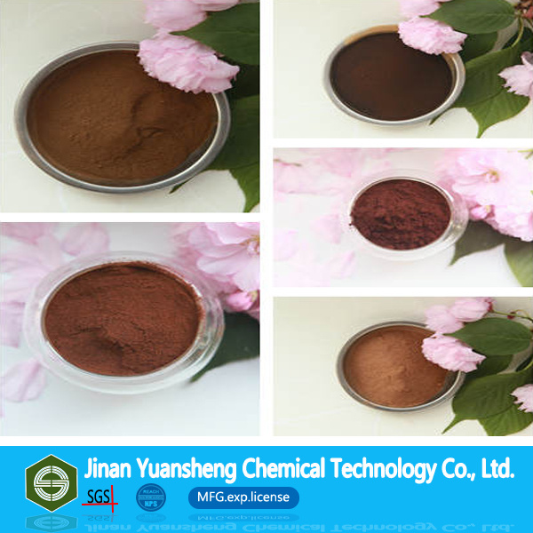 Concrete Admixture Sodium Lignosulfonate Plasticizer Manufacturer Water Reducing Admixture