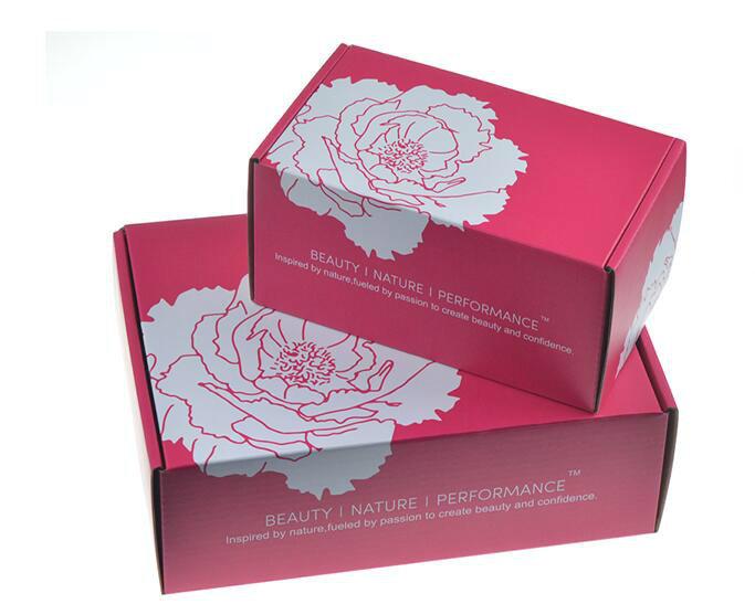 Wholesale Custom Printed Handmade Cardboard Gift Packaging Color Box