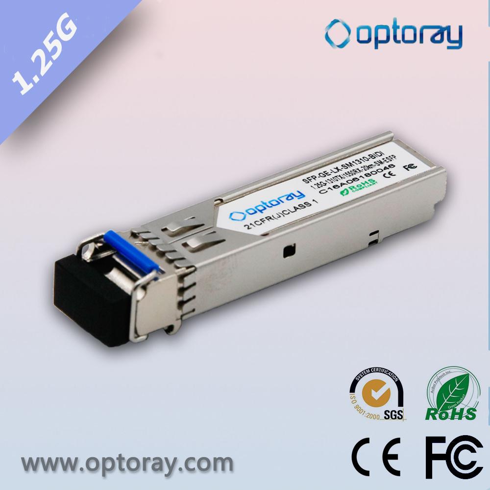 SFP 1.25g Series for Optical Transceiver