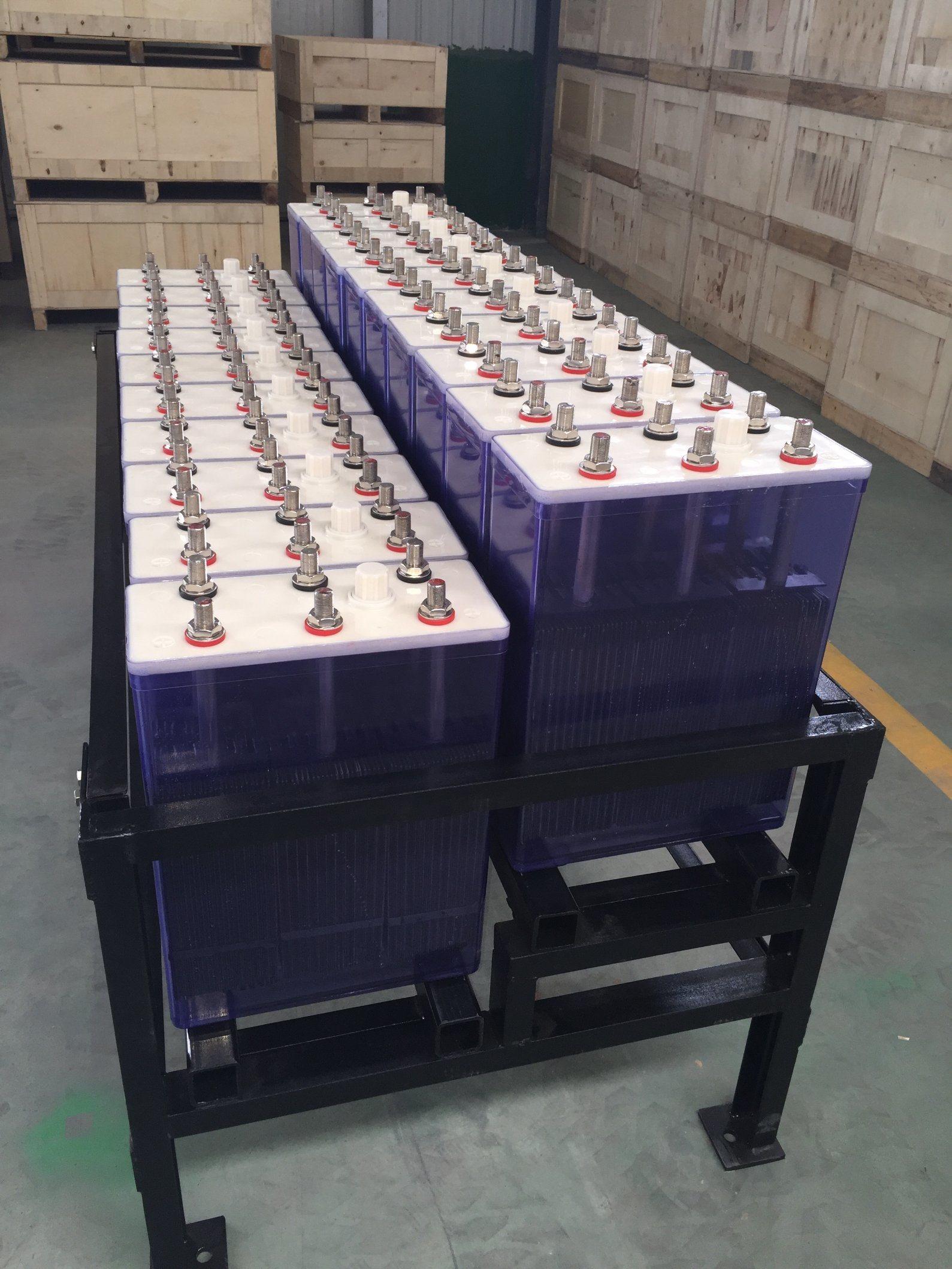 24V800ah (1.2V800AH) Max Life Batteries Ni-Fe Battery/Long Life Battery/Solar Nickel Iron Battery/Iron-Nickel Battery 12V 24V 48V 110V 125V 220V 380V Battery