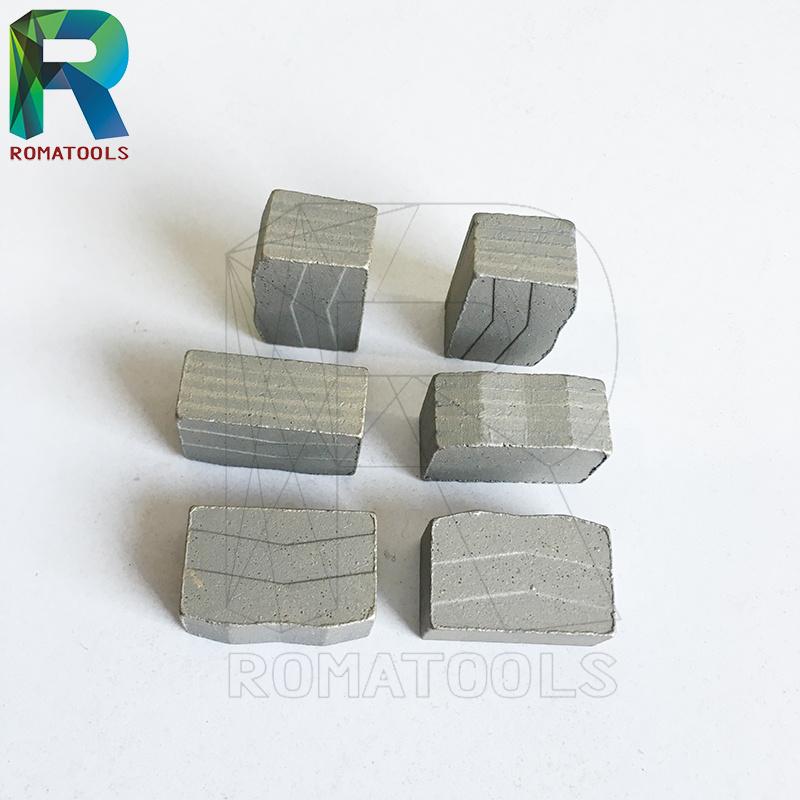 Quality Diamond Segments for Sandstone/Limestone/Granite/Marble Cutting