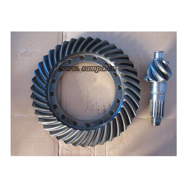 Isuzu Ks Npr Differential Case Bevel Crown Wheel Pinion Gear