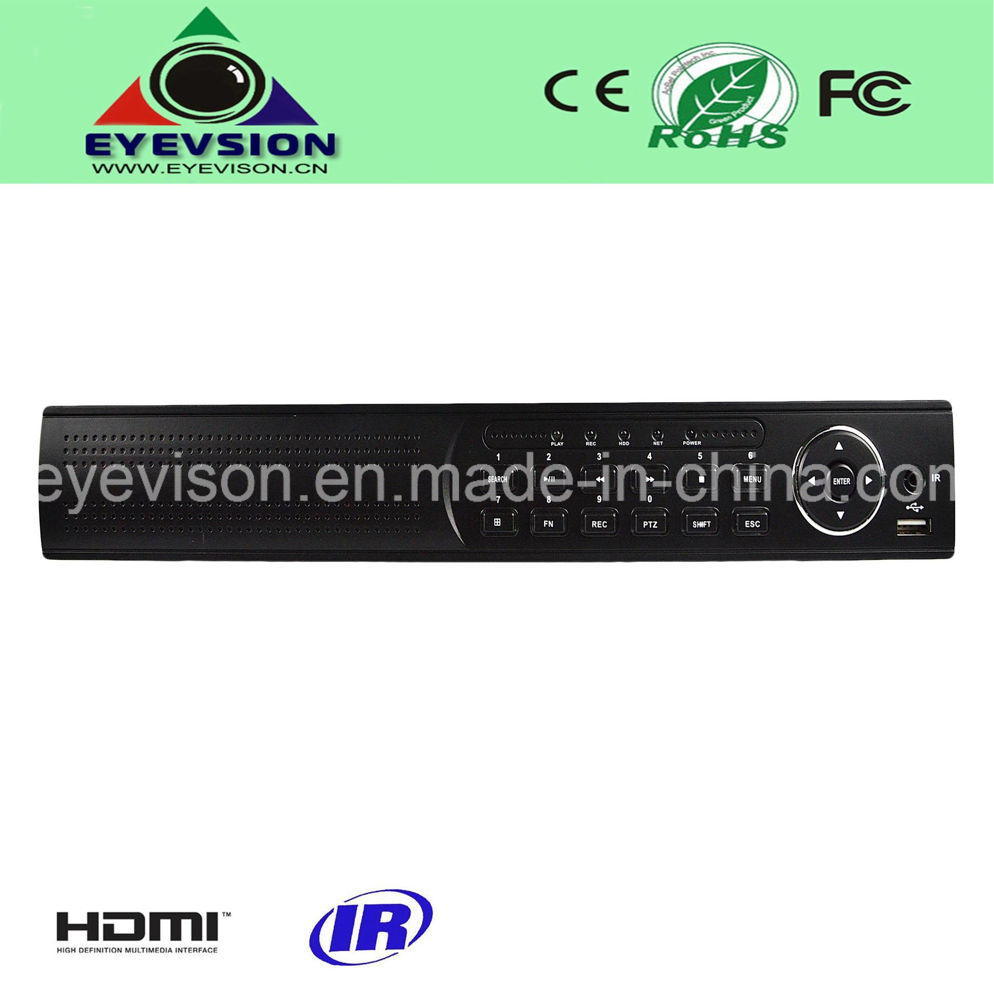 4CH H. 264 HD (960H) Security CCTV DVR (EV-CH04-N1305)