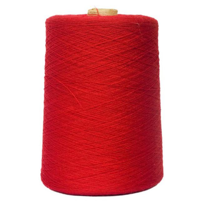 Mercerized Wool Yarn / Knitting Wool Yarn