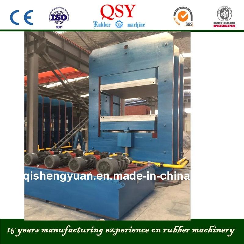 High Quality Rubber Vulcanizer Press Machine for Conveyor Belt Rubber Sheet & Frame Curing Press Machine