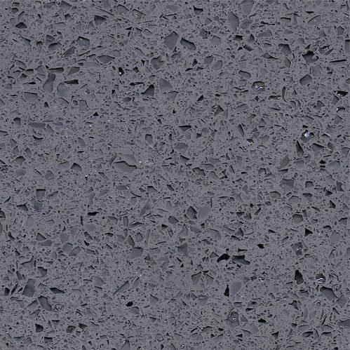 Engineered Quartz Stone Grey Jumbo Slab Quartz Stone