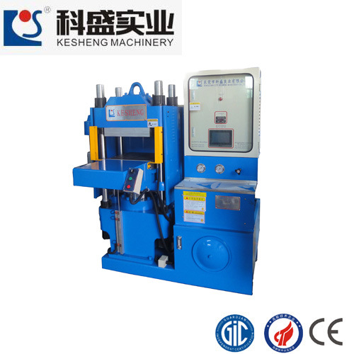 Rubber Molding Machine for Rubber Silicone Products (KS100HS)