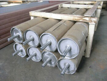 Stainless Steel Pressure Rolls/Heavy Duty Rollers/ Idler Roller