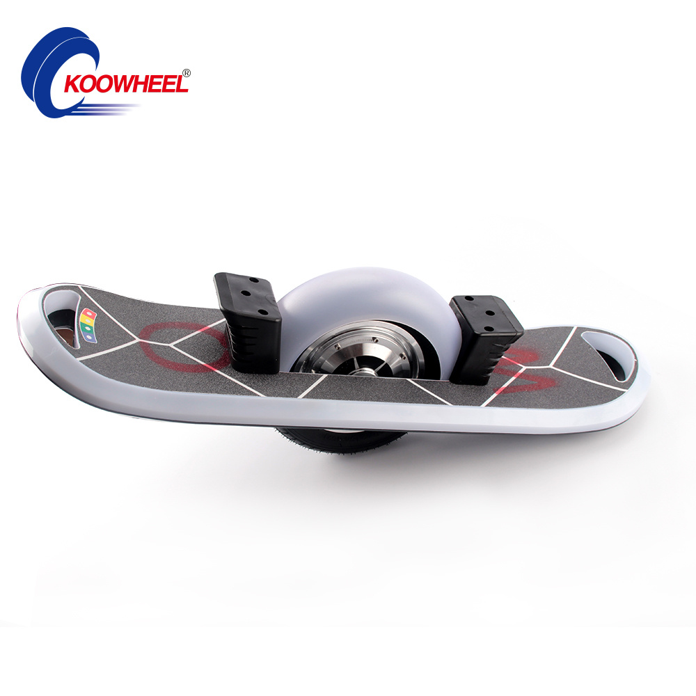 New One Wheel Smart Skateboard