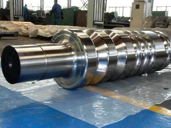 Back up Rolls, Back up Rolls for Rolling Mill
