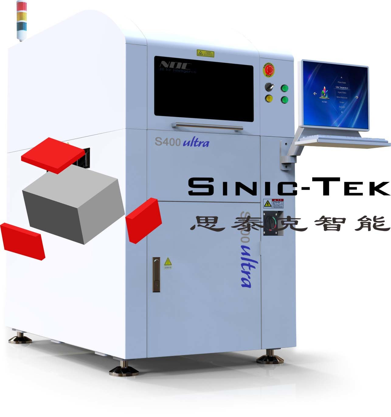 Widely Used Laser Marking/Engraving Machine with 3 Years Warranty