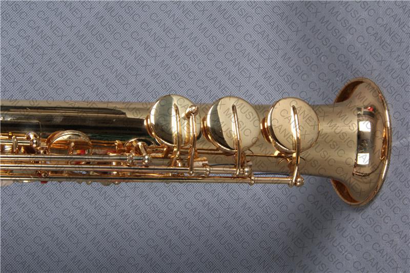 Entry-Level/Straight Soprano Saxophone (SASS-L)