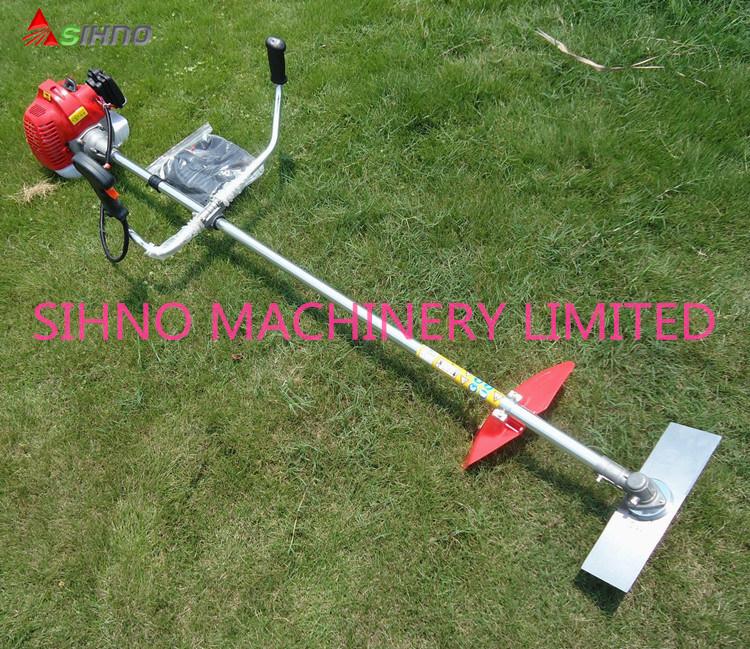 The Factory Price Small Multi-Purpose Lawn Sugarcane Harvester for Farming Machine