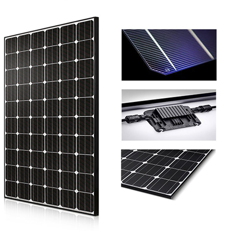 German Quality 100W Mono PV Power Photovoltaic Solar Module